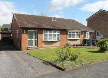 Thumbnail 2 bedroom semi-detached bungalow to rent in Meadowhill Drive, Cannock