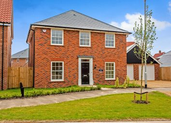Thumbnail 4 bed detached house for sale in Broadbeach Gardens, Stalham, Norwich