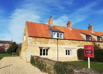 Thumbnail 2 bed cottage to rent in Hough Road, Frieston, Grantham