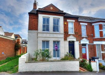 Thumbnail 3 bed end terrace house for sale in Shipstone Road, Norwich