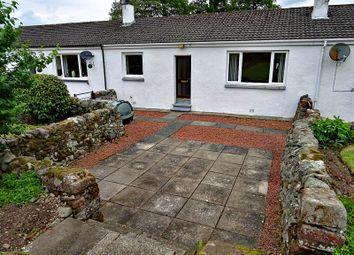 2 bed terraced bungalow for sale in Lochmaben, Lockerbie DG11