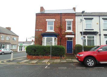 Thumbnail 1 bed flat to rent in Waverley Terrace, Darlington