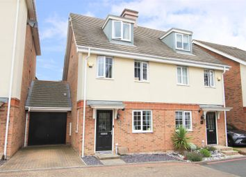 Coleridge Drive, Ruislip HA4. 3 bed semi-detached house