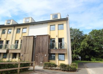 Thumbnail 5 bed end terrace house for sale in Trelorrin Gardens, Mannamead, Plymouth