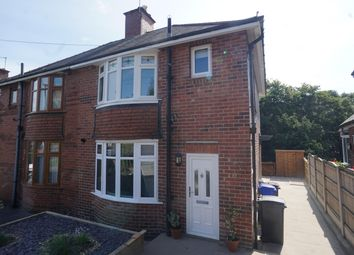 Thumbnail 3 bed semi-detached house to rent in Lees Hall Road, Norton Lees, Sheffield