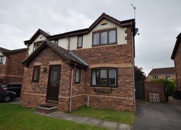 Thumbnail 3 bed semi-detached house to rent in Church Meadow Road, Rossington, Doncaster