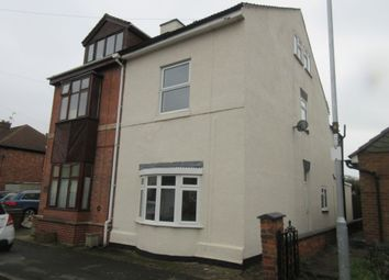Thumbnail 4 bed semi-detached house for sale in Brookfield Street, Syston