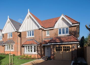 Thumbnail 5 bed detached house for sale in Copthorne Road, Felbridge, East Grinstead