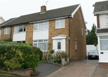 Thumbnail 3 bed semi-detached house to rent in Huron Crescent, Cardiff, South Glamorgan