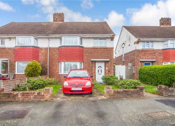 Thumbnail 3 bed semi-detached house for sale in Leverholme Gardens, Mottingham, London