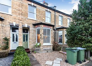 Thumbnail 5 bedroom terraced house to rent in Pemberton Road, East Molesey