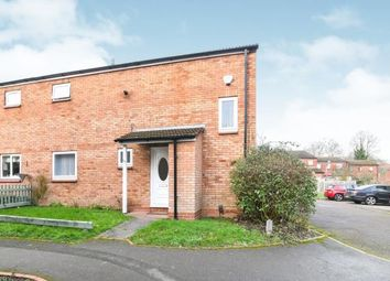Thumbnail 3 bed end terrace house for sale in Patch Lane, Oakenshaw, Redditch, Worcestershire