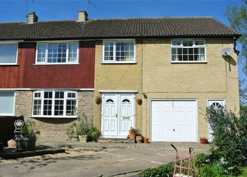 Thumbnail 4 bed semi-detached house for sale in Mill Meadow View, Blyth, Worksop, Nottinghamshire