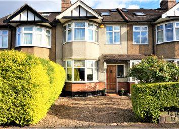 Thumbnail 4 bed terraced house for sale in Buckhurst Way, Buckhurst Hill