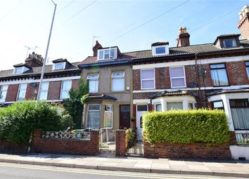 Thumbnail 4 bed terraced house for sale in Manor Road, Wallasey, Merseyside