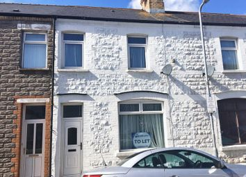 Thumbnail 3 bedroom terraced house to rent in Morel Street, Barry