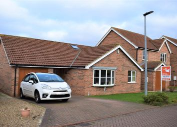 Thumbnail 4 bed detached house for sale in Archers Close, Wrawby, Brigg