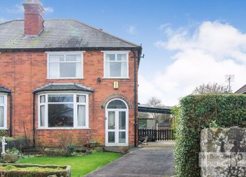 Thumbnail 3 bed semi-detached house for sale in Kelham Road, Newark