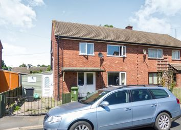 Thumbnail 3 bed semi-detached house for sale in Cedar Close, Moreton-On-Lugg, Hereford