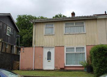 Thumbnail 3 bed semi-detached house for sale in Lon Beili Glas, Gwaun Cae Gurwen, Ammanford