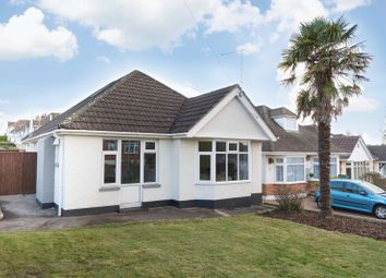 Thumbnail 3 bedroom detached bungalow for sale in Connaught Crescent, Parkstone, Poole