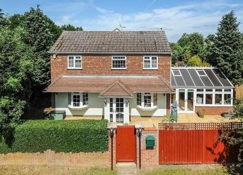 Thumbnail 4 bed detached house to rent in Mill Lane, Kelvedon Hatch, Brentwood