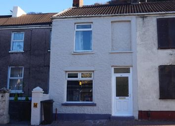 Thumbnail 2 bed terraced house to rent in Neath Road, Briton Ferry