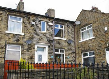 Thumbnail 2 bedroom terraced house to rent in Stretchgate Lane, Pellon, Halifax