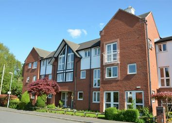 Thumbnail 2 bed flat for sale in Ashley Court, Frodsham, Cheshire