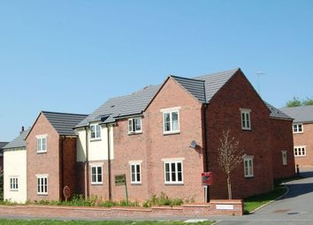 Thumbnail 2 bedroom flat to rent in Fitzroy Court, West Haddon, Northants
