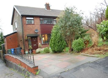 Thumbnail 3 bed semi-detached house for sale in Hawthorn Drive, Stalybridge