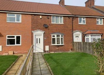 2 bed terraced house for sale in Charles Cotton Street, Stafford ST16