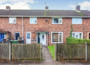 Thumbnail 3 bed terraced house for sale in Garfield Close, Lincoln