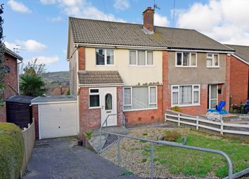 Thumbnail 3 bedroom semi-detached house for sale in St Ilans Way, Caerphilly