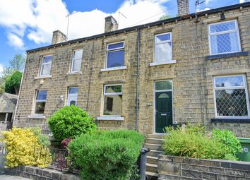 Thumbnail 3 bedroom terraced house for sale in Thirstin Road, Honley, Holmfirth