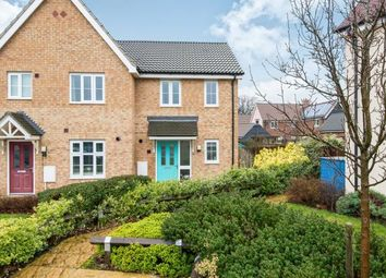 Thumbnail 2 bed end terrace house for sale in Norwich, Norfolk, .