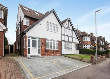 Thumbnail 5 bedroom semi-detached house for sale in Shakespeare Road, Luton, Bedfordshire