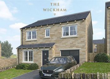 Thumbnail Detached house for sale in Willow Reach, Moor Mill Road, Meltham, West Yorkshire