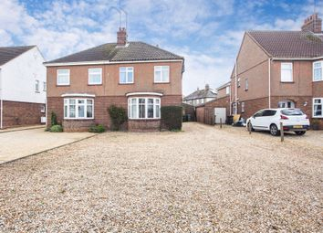 Thumbnail 3 bedroom semi-detached house for sale in Wootton Road, Gaywood, King's Lynn