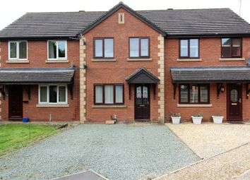 Thumbnail 2 bed terraced house to rent in Ifton Fields, St. Martins, Oswestry