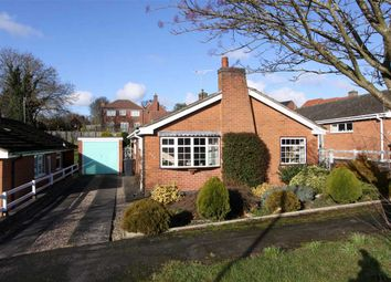 Thumbnail 3 bed detached bungalow for sale in Link Road, Anstey, Leicester