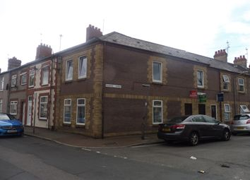 Thumbnail 2 bed maisonette for sale in Blanche Street, Roath, Cardiff