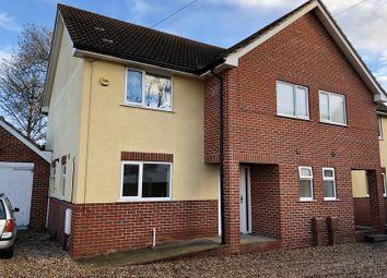 Thumbnail 3 bed semi-detached house to rent in Lester Avenue, Bedhampton, Havant