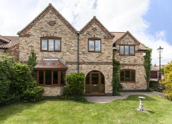 Thumbnail 4 bed detached house for sale in Gorse Hill Lane, Caythorpe, Grantham