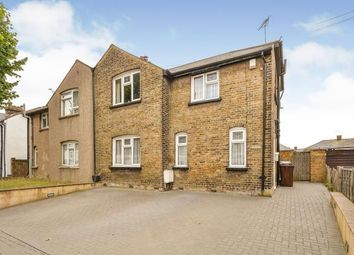 Thumbnail 3 bed semi-detached house for sale in Milton Road, Swanscombe, Kent, England
