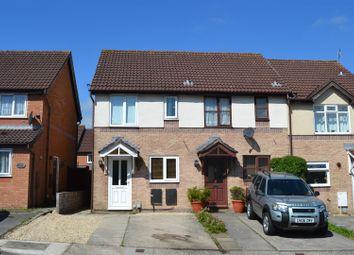Thumbnail 2 bedroom end terrace house for sale in Clos Tygwyn, Gowerton, Swansea
