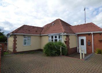 Thumbnail 4 bed bungalow for sale in Sherwood Street, Warsop, Mansfield, Nottinghamshire