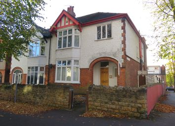 Thumbnail 5 bed end terrace house to rent in Harlaxton Drive, Lenton, Nottingham