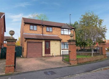 Thumbnail 4 bed detached house for sale in West Mount, Killingworth, Newcastle Upon Tyne, Tyne And Wear