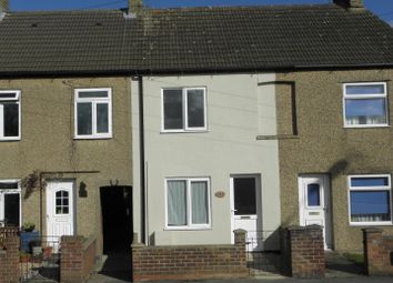 Thumbnail 2 bed terraced house to rent in Mill End, Harlington Road, Sharpenhoe, Bedford